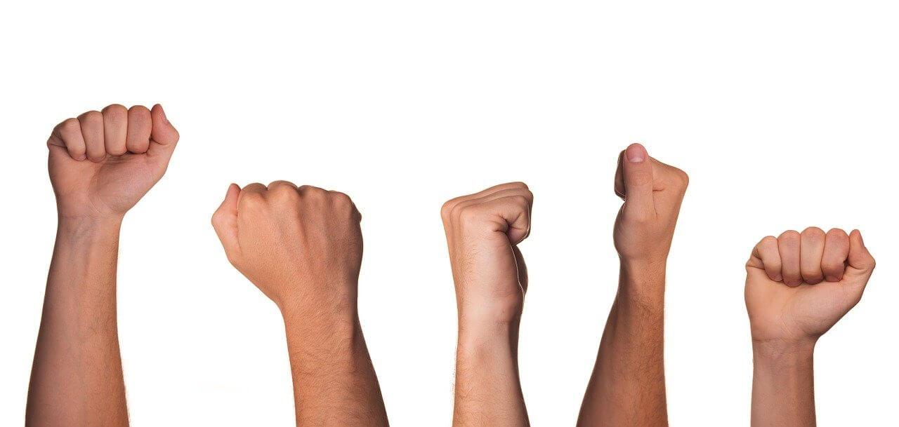 Inspiracja dnia: Metody bezprzemocowego oporu względem dużo silniejszego przeciwnika
